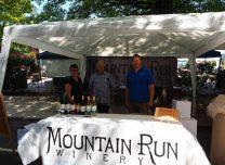 Mountain Run at 2016 Hoptoberfest