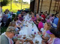 CYP 2017 Crab Feast at Mountain Run
